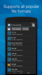 B1 Archiver zip rar unzip 1 0 0006 for Android - APK Download