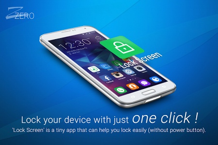 Zero Lock Screen Widget 1 2 for Android - APK Download