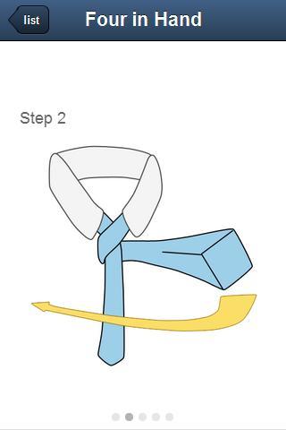 Tie Knots Free