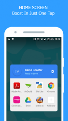 Game Booster - Full Free and 2x Gaming Speed ScreenShot1
