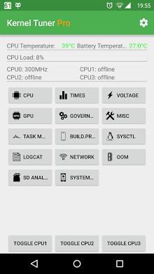 Kernel Tuner-[root] ScreenShot1