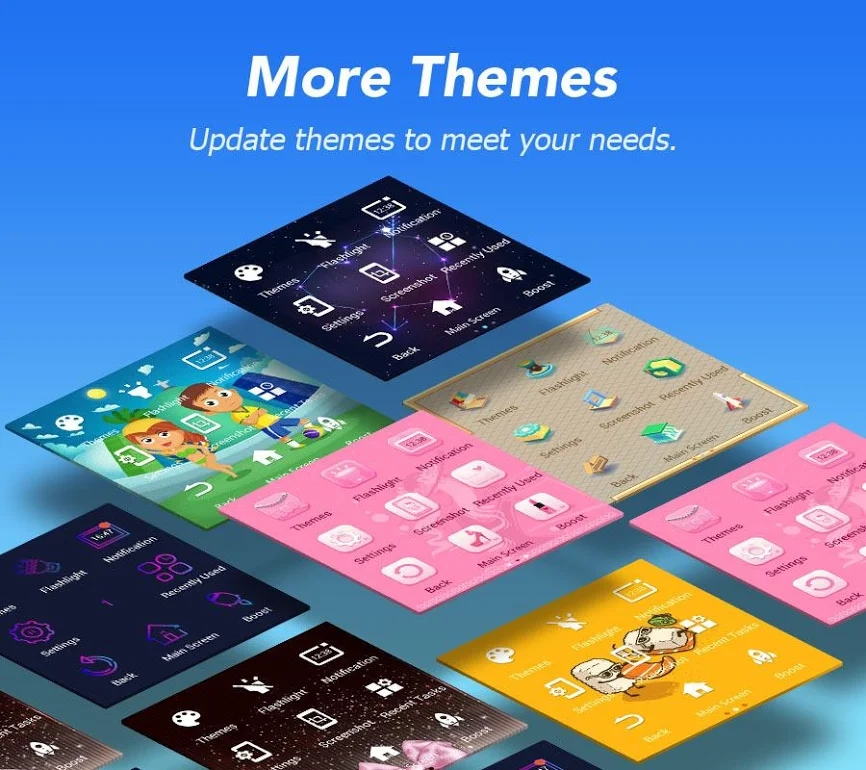 Easy Touch iPhone style for Android - APK Download