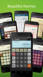 Calculator Memory and Percent