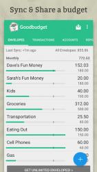 Goodbudget - Budget and Finance