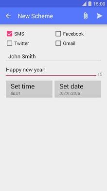 Schemes - Scheduled Networking