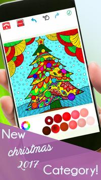 Coloring Book For Adults Free - ColorWolf ScreenShot1