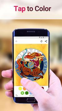 Colorflow: Adult Coloring and Mandala ScreenShot1