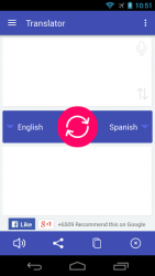 Translate: text and voice translator