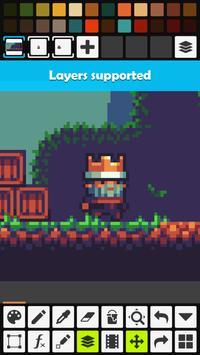 Pixel Studio - Pixel art editor, GIF animation ScreenShot1