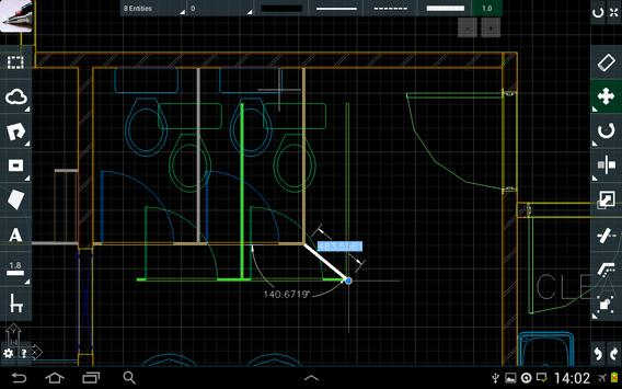 CAD Touch Free ScreenShot1