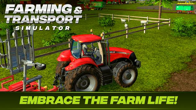 Farming and Transport Simulator 2018