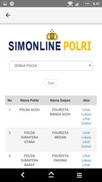Cek Sim Online ScreenShot1