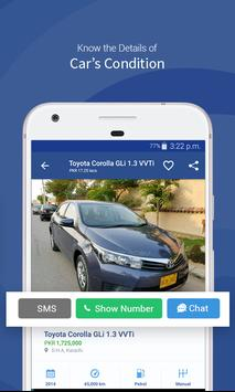 PakWheels: Buy and Sell Cars ScreenShot1