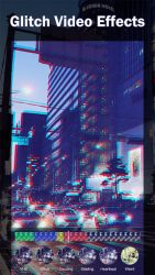 90s - Glitch VHS and Vaporwave Video Effects Editor