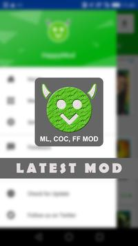 Happy Mod App Free  ML and COC Latest