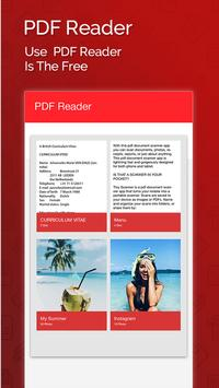 PDF Reader and PDF Viewer Pro ScreenShot1