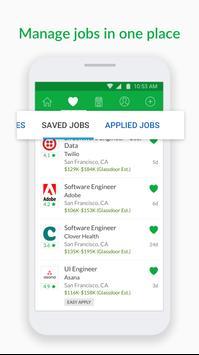 Glassdoor Job Search, Salaries and Reviews ScreenShot1