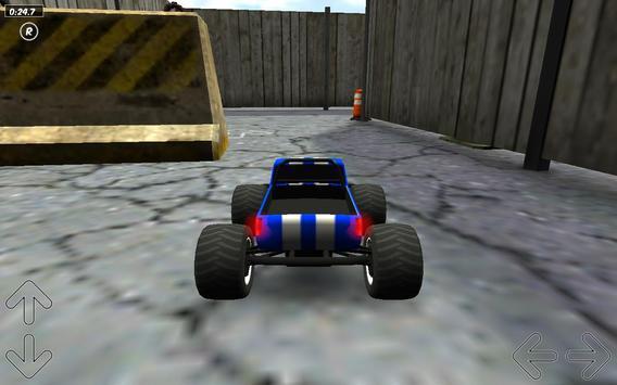 Toy Truck Rally 3D ScreenShot1