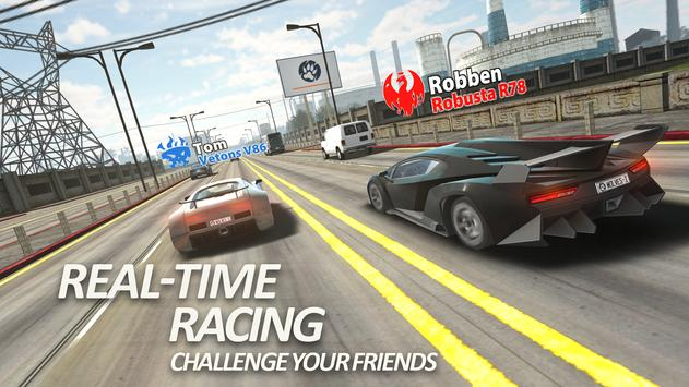 Racing Traffic Tour  multiplayer car racing ScreenShot1