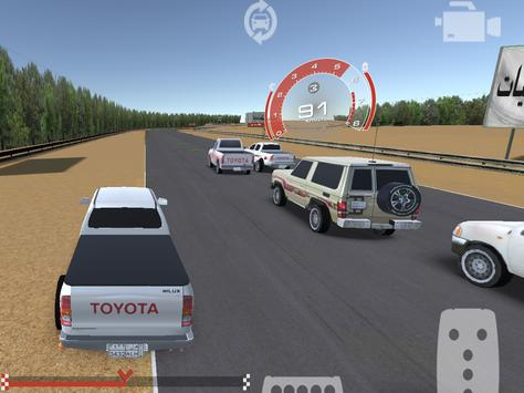 Car Racing Speed Pickup Cars ScreenShot1