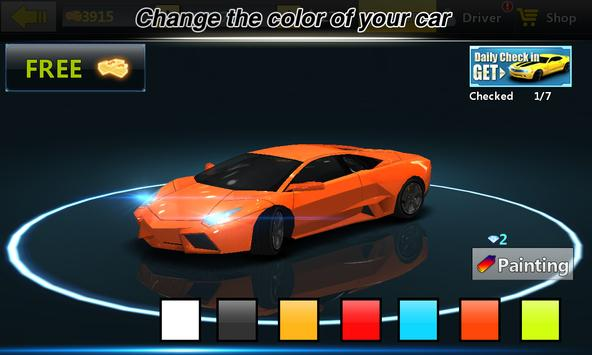 City Racing Lite ScreenShot1