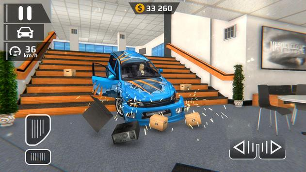 Smash Car Hit  Impossible Stunt ScreenShot1