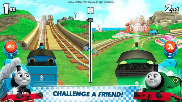 Thomas and Friends: Go Go Thomas ScreenShot1