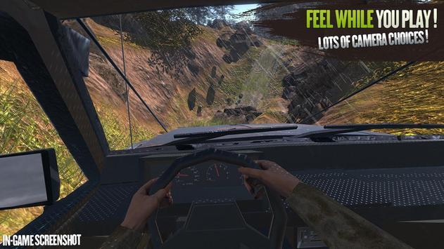 Revolution Offroad : Spin Simulation ScreenShot1