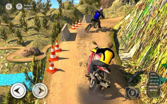 Offroad Bike Racing ScreenShot1