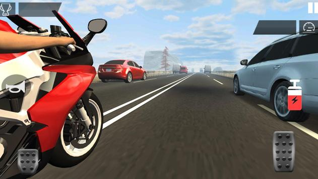Traffic Moto 3D ScreenShot1