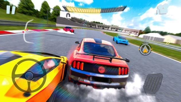 Crazy Drift Racing City 3D ScreenShot1