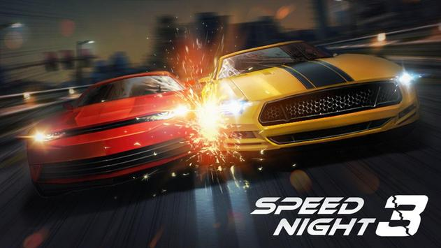 Speed Night 3 : Asphalt Legends ScreenShot1