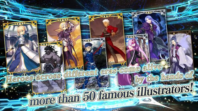 Fate/Grand Order (English) ScreenShot1