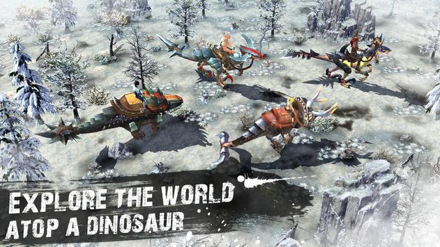 Fallen World: Jurassic survivor ScreenShot1