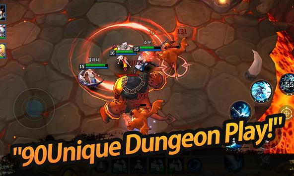 League of Masters : Legend PvP MOBA Battle ScreenShot1