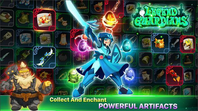 Epic nights: Legend Guardians  Heroes Action RPG ScreenShot1