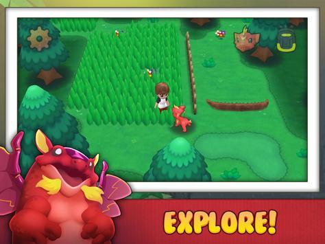 Drakomon  Battle and Catch Dragon Monster RPG Game ScreenShot1