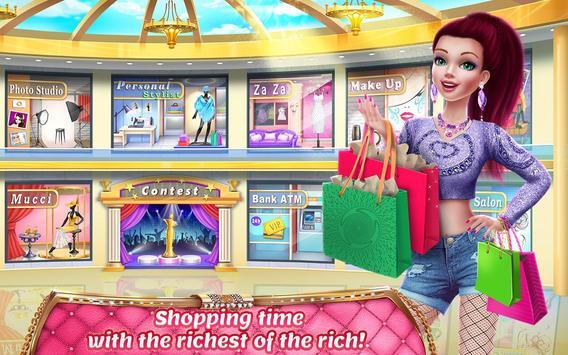 Rich Girl Mall  Shopping Game ScreenShot1