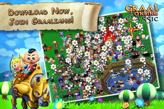 GraalOnline Classic ScreenShot1