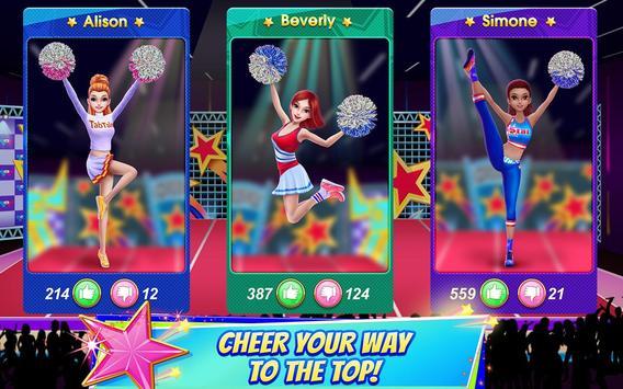 Cheerleader Dance Off  Squad of Champions ScreenShot1