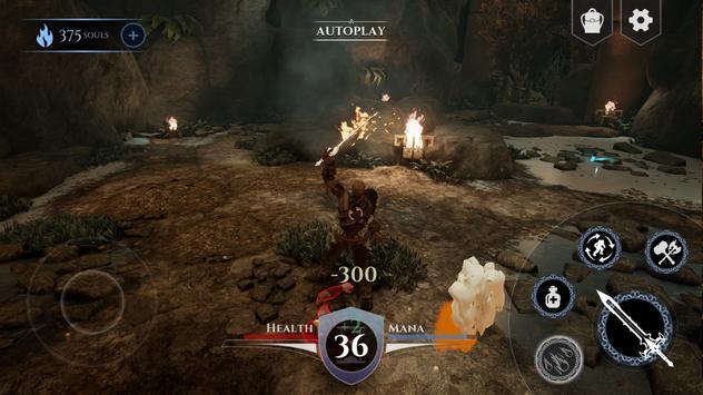Action RPG Game Sample ScreenShot1