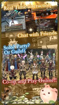 RPG IRUNA Online MMORPG ScreenShot1