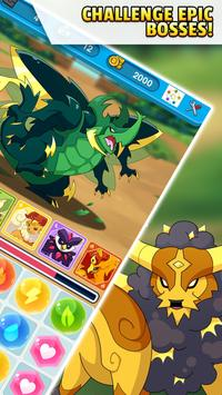 Dynamons Evolution Puzzle and RPG: Legend of Dragons ScreenShot1