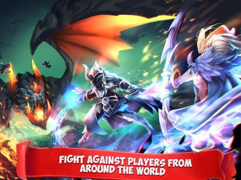 Epic Summoners: Battle Hero Warriors  Action RPG ScreenShot1
