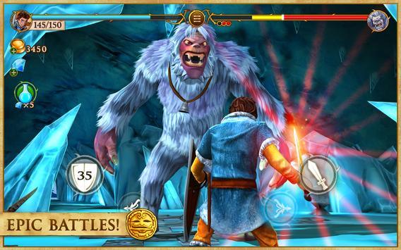 Beast Quest ScreenShot1