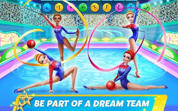 Rhythmic Gymnastics Dream Team: Girls Dance ScreenShot1