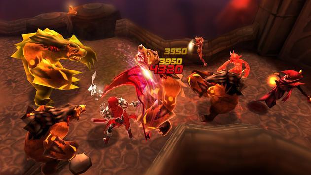 BLADE WARRIOR: 3D ACTION RPG ScreenShot1