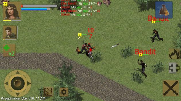 Exiled ingdoms RPG ScreenShot1
