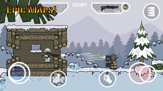 Doodle Army 2 : Mini Militia ScreenShot1