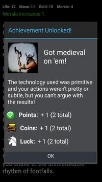 Medieval Fantasy RPG (Choices Game) ScreenShot1